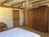 Lit chambre d'hotes aveyron